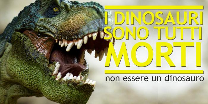 Fa in modo che la tua azienda non sia un dinosauro